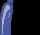 Espada de Globo Azul
