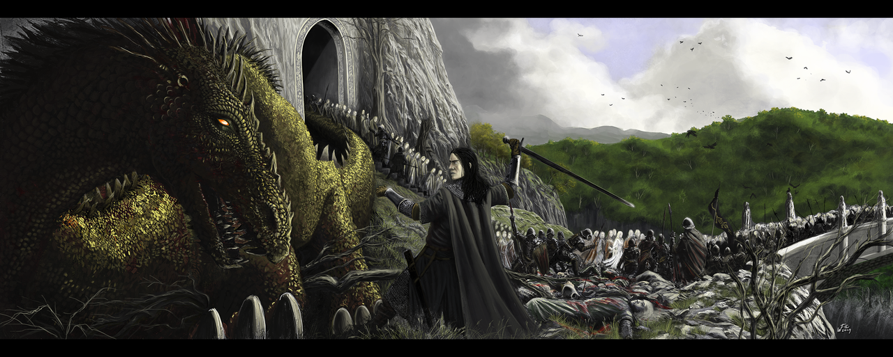 Lord Of The Rings Art S