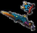 Blue Demon Cannon (MH4)