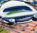 Images : Olympic Stadium