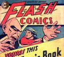 Flash Comics Miniature Edition