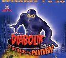 INDEPENDENT COMICS: Diabolik Cartoon Series