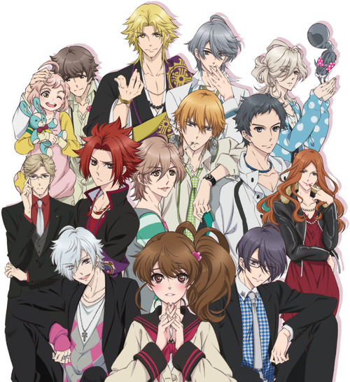 <b>Brothers Conflict</b> - Voice Acting Wiki