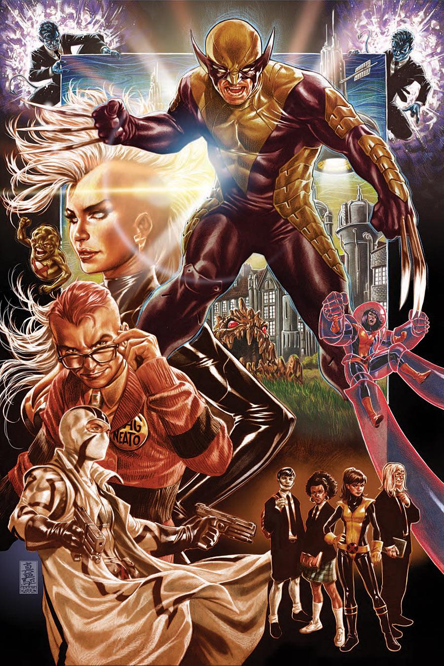 X Men Wolverine 2