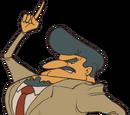 Inspecteur Clamp Grosky