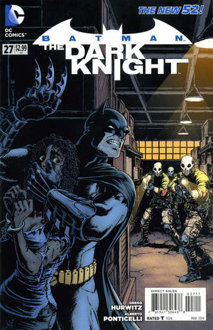 [DC Comics] Batman: discusión general 300px-Batman_The_Dark_Knight_Vol_2_27