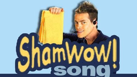 The ShamWow Song
