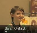 Sarah Oleksyk