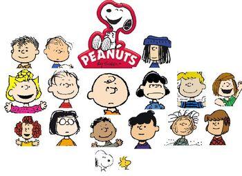 List Of Peanuts Characters Wiki