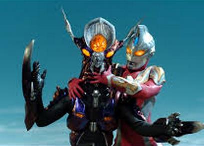 [Image: Alien_Sran_v_Ultraman_Max_I.png]