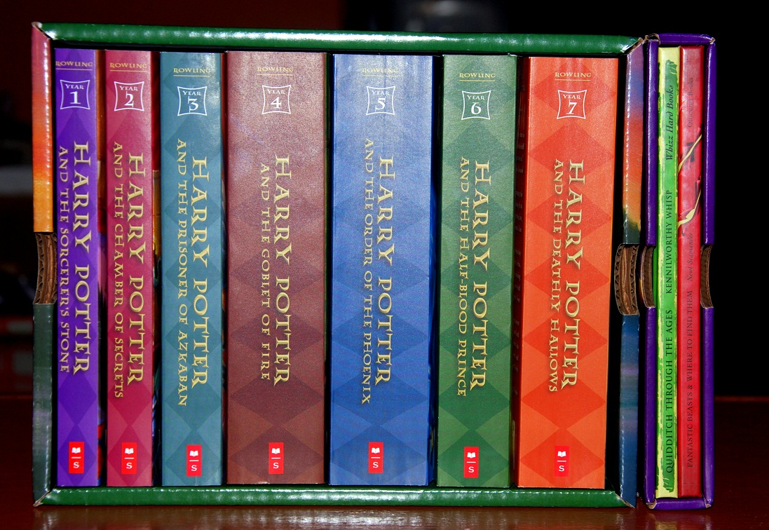 Harry Potter Book Wiki : Image harry potter books g wiki wikia