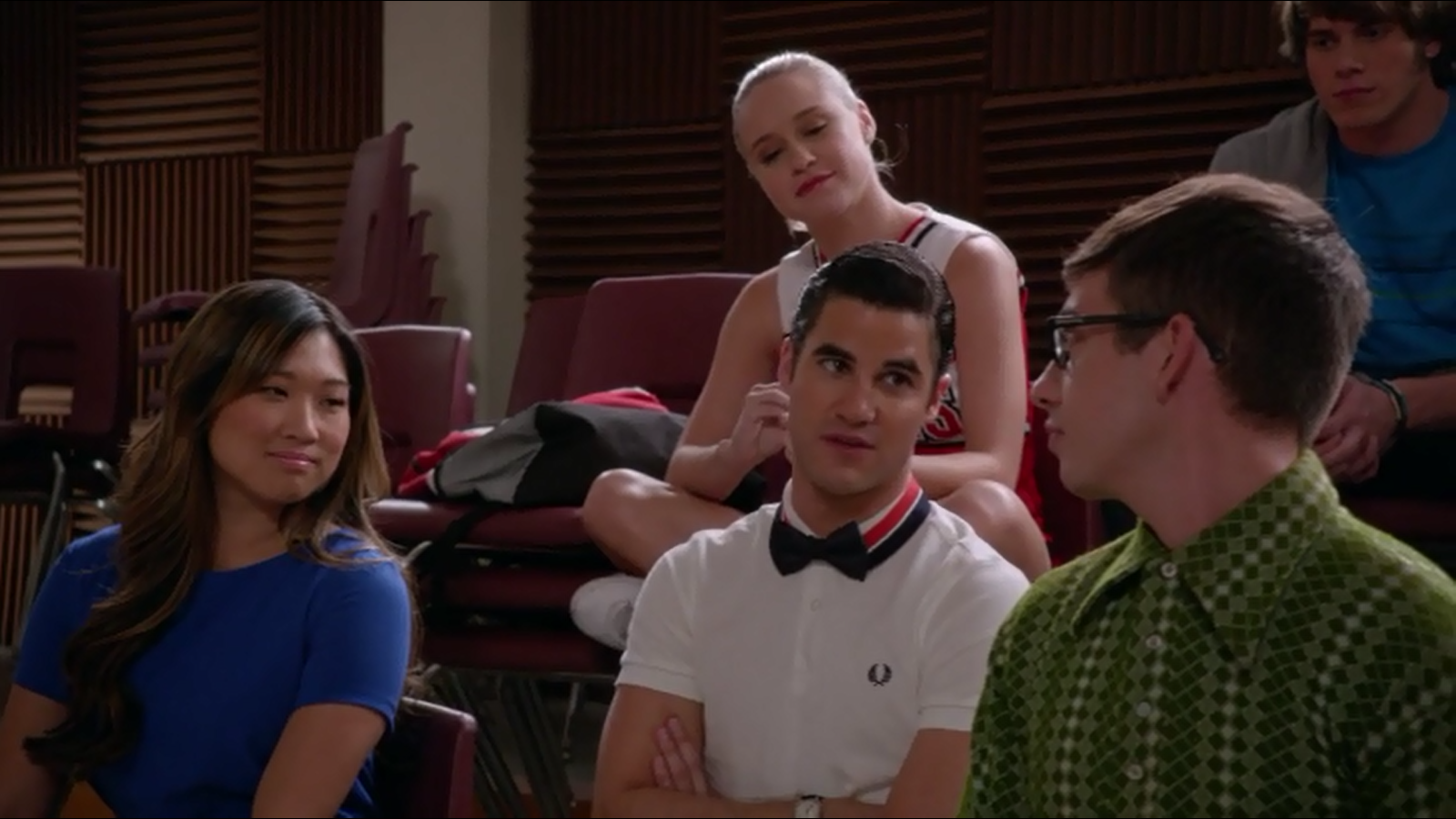 glee tina and blaine relationship trust