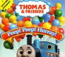 Peep! Peep! Hurray! Three Cheers for Thomas