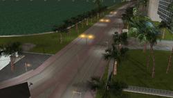 Bayshore Avenue centro de la ciudad