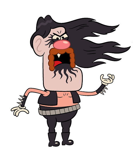 Uncle Grandpa Good Morning Meme : Image ug metal uncle grandpa wiki wikia
