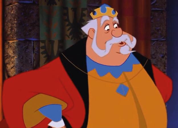 King Hubert Disney Wiki King Disney