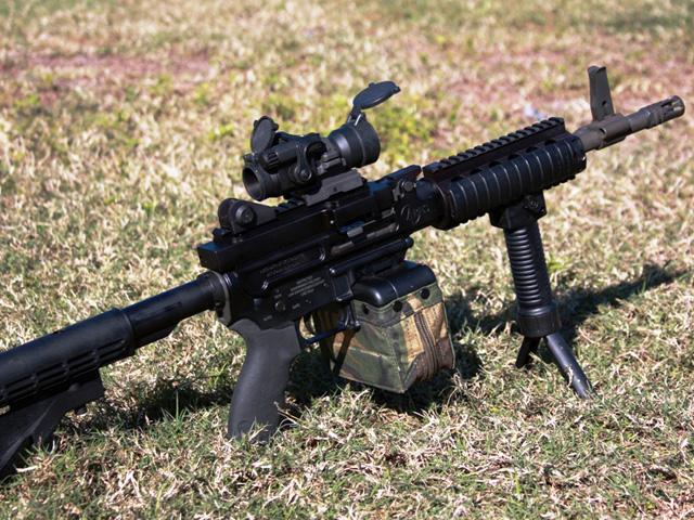aws machine gun