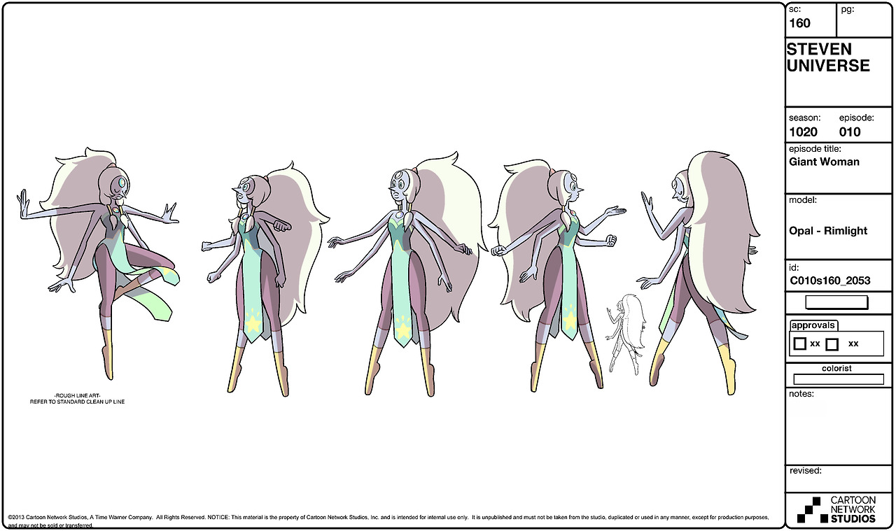 Character Design Wiki : Image opal g steven universe wiki