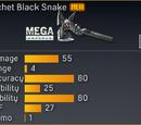 Hatchet Black Snake