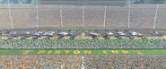 Los angeles international speedway pixar wiki disney for Motor speedway los angeles