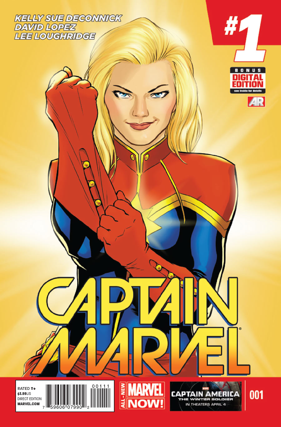 captain marvel vol 8 1 marvel comics database. Black Bedroom Furniture Sets. Home Design Ideas