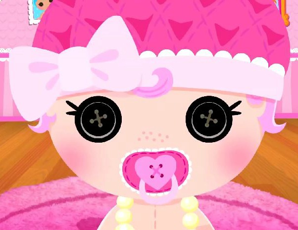 Image Lalaloopsy Babies Commercial Animation 03 Jpg