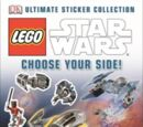 LEGO Star Wars: Ultimate Sticker Collection: Choose Your Side!