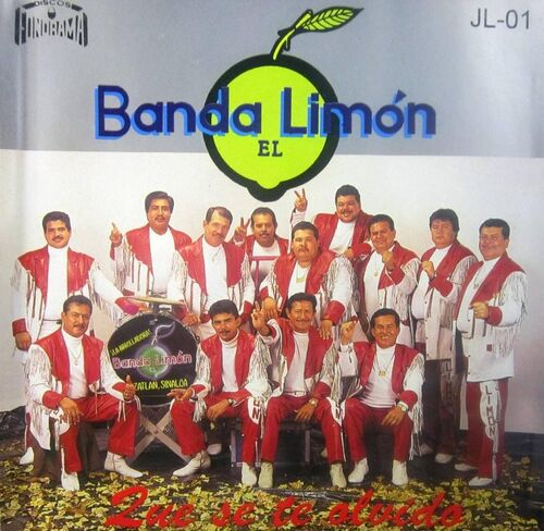 disco banda limon: