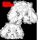 Ira Gamagōri body (Shackle Regalia MKII sketch).png