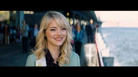 "THE AMAZING SPIDER-MAN 2 - Official ""Gwen And Peter"" Featurette 4 (2014) HQ"