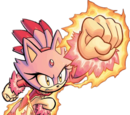 Burning Blaze (Archie)