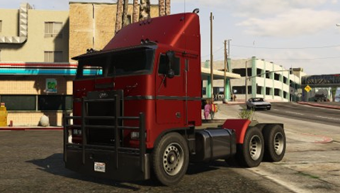 Pictures of Gta 5 Tractor Trailer - #rock-cafe