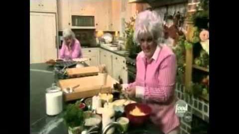 Paula Deen's Butter Popsicle