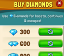 Currency in Moshling Rescue!