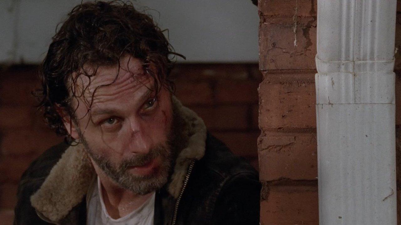 Debate: Sobre la escena en que Rick muerde a Joe