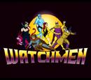 DC COMICS: Charlton (Watchmen cartoon)