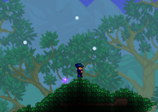 terraria how to break chlorophyte early