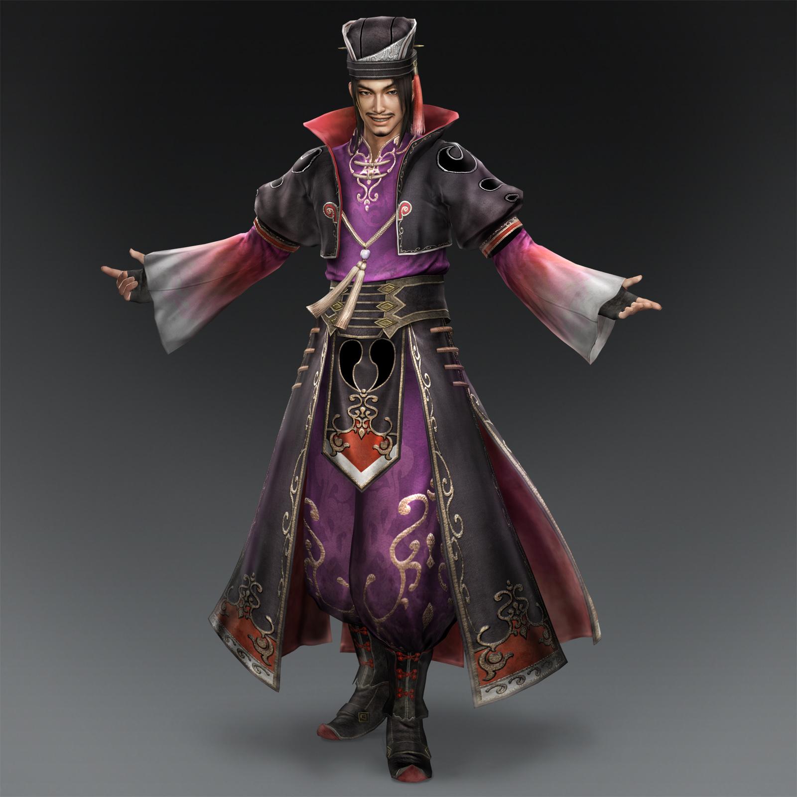 Dynasty Warriors, Samurai