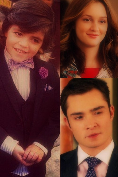 image   baby bass henry bass blair and chuck 32498916 500