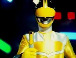 Yellow ranger aisha