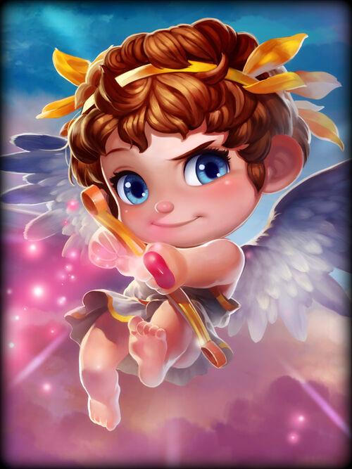 Cupid - Smite Wiki