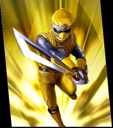 Pictures Of Power Rangers Ninja Storm Yellow Ranger