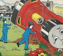 Thomas and the Breakdown Train (magazine story)