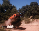 General Lee jumping over a state trooper patrol car.png
