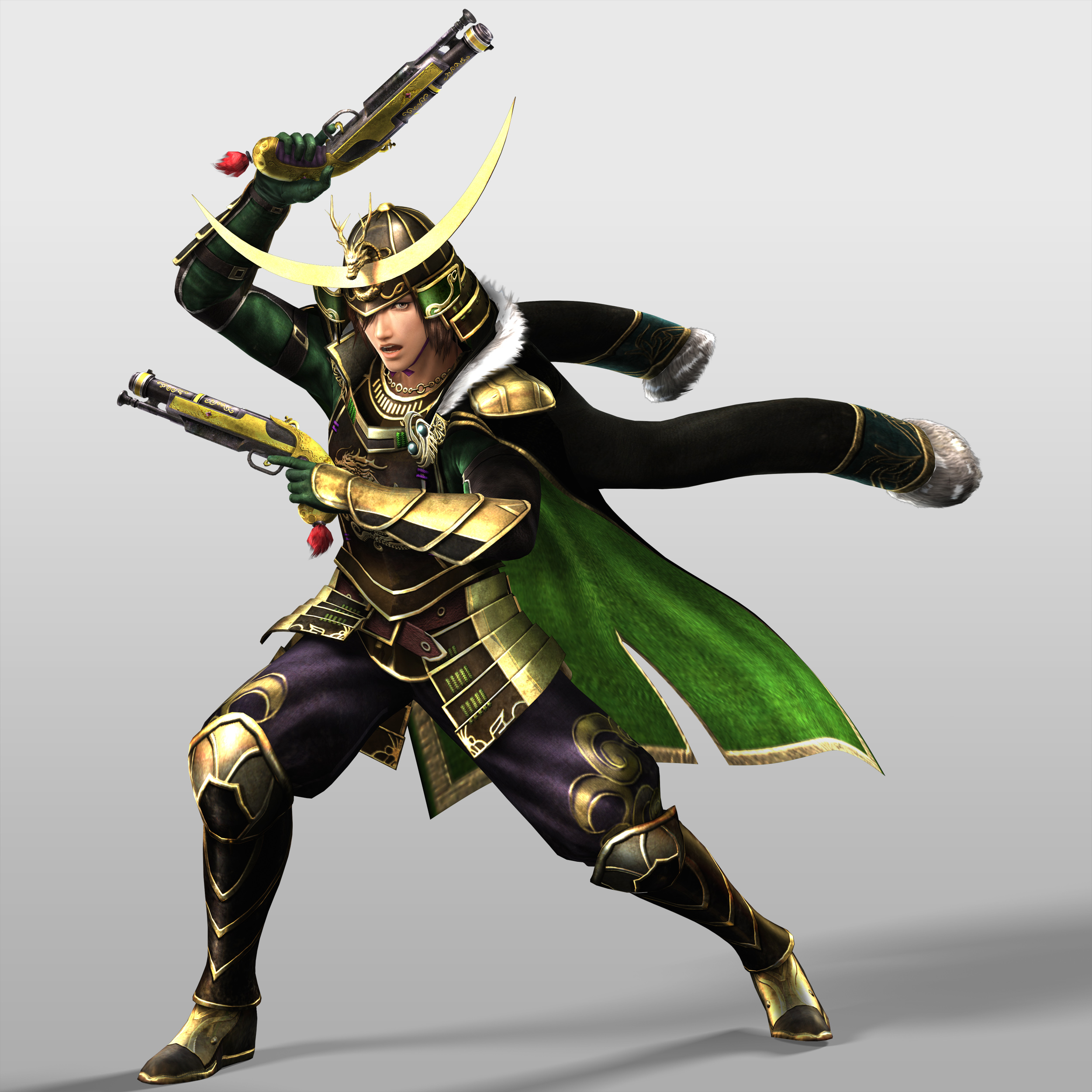 The Protectors of Ransei! *New and improved* Masamune-sw4