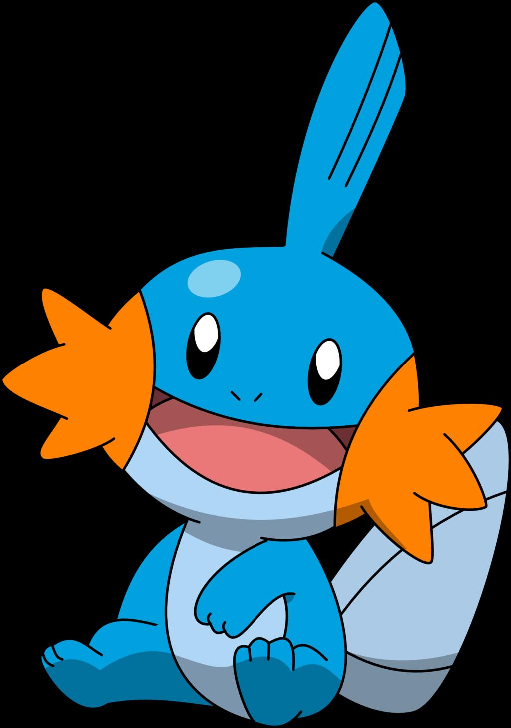Cuál(es) es(son) tu(s) pokémon favorito(s) :v? 258_mudkip_by_pklucario-d5z1jsn
