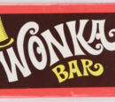 Barras Wanka, A Fantástica Fábrica de Chocolate.