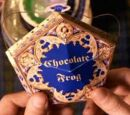 Sapos de Chocolate, Harry Potter.