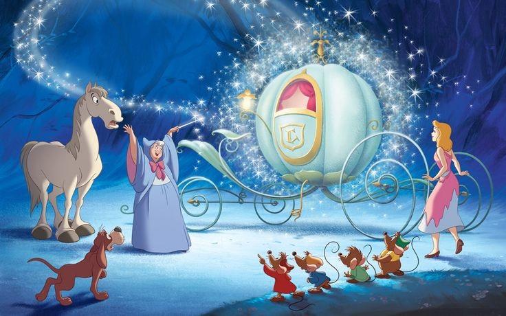 Peri dan Cinderella