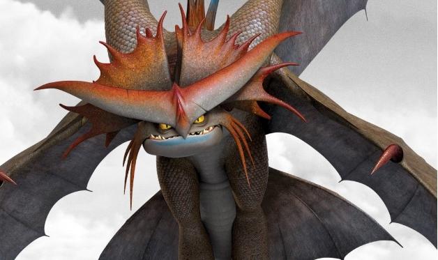 фото драконов из как приручить дракона 2